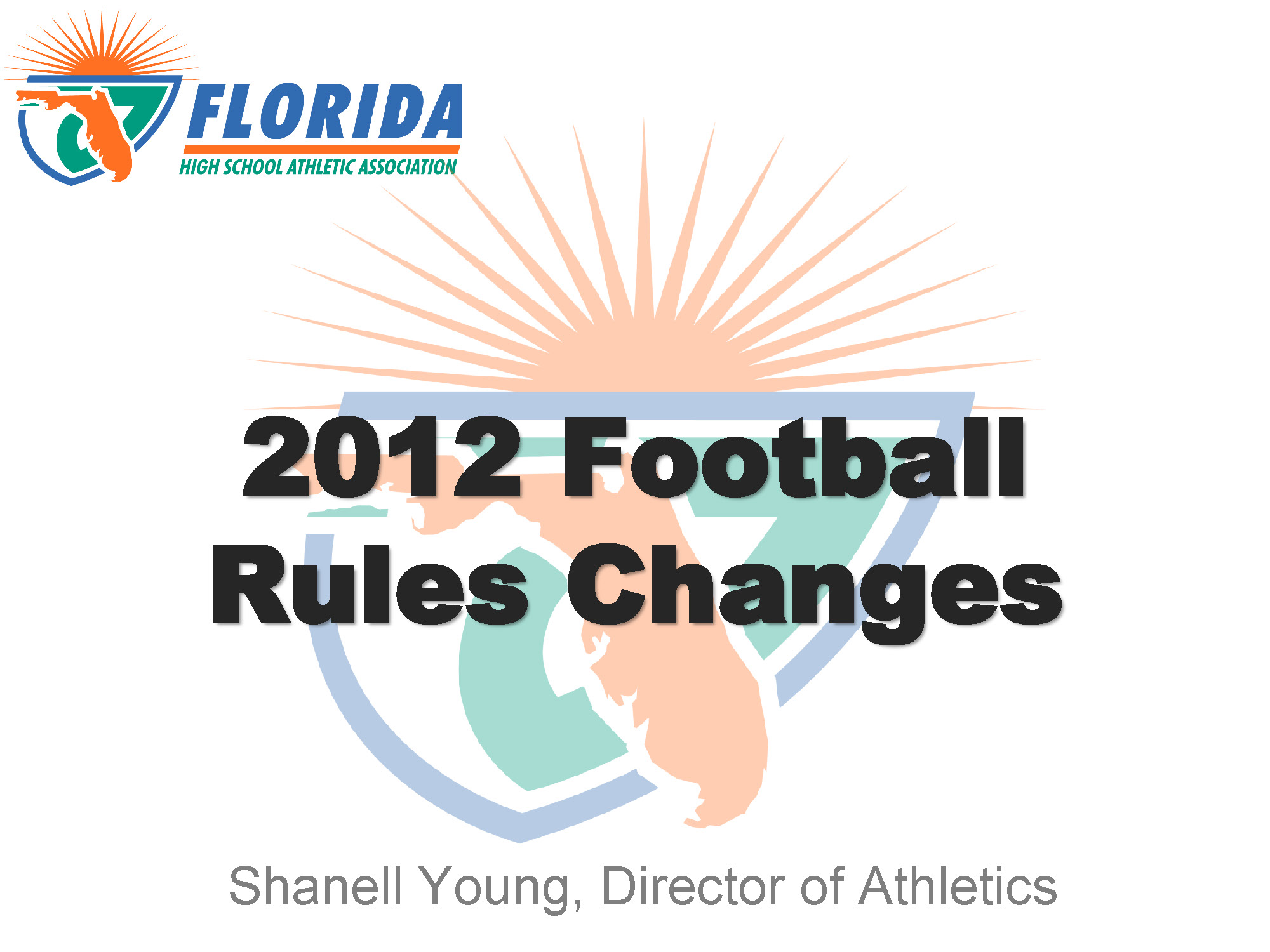 2012 Football Rule Changes