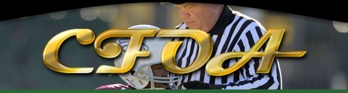 CFOA and Pop Warner Football